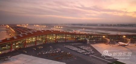 北京机场 膜结构材料