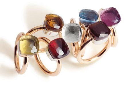 Pomellato 宝石戒指