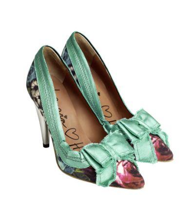 h&m×lanvin 鞋子 rmb