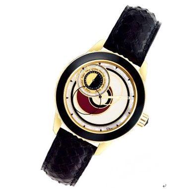 8时区腕表