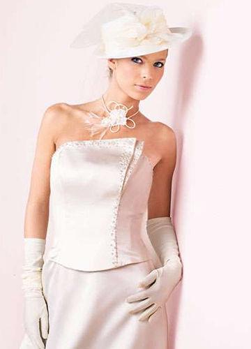 帽饰派新娘头饰-时尚新娘魅力头饰 高雅气质完美呈现图片