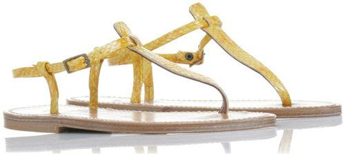 K.Jacques平底凉鞋