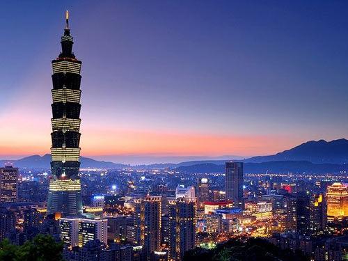 Taipei 101购物中心