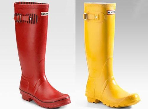 hunter雨靴报价