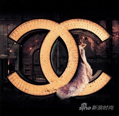 奢侈品logo动物四肢