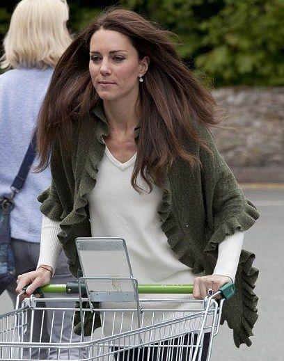 英国凯特王妃生活照