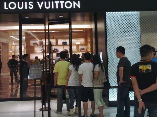 LV提价 中国游客难在欧洲淘便宜