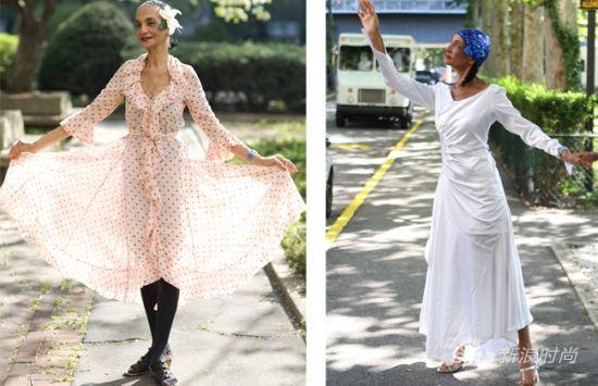 82岁高龄老奶奶成Lanvin女神