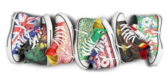 Coverse Chuck Taylor All Star鞋款