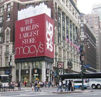 纽约梅西百货公司