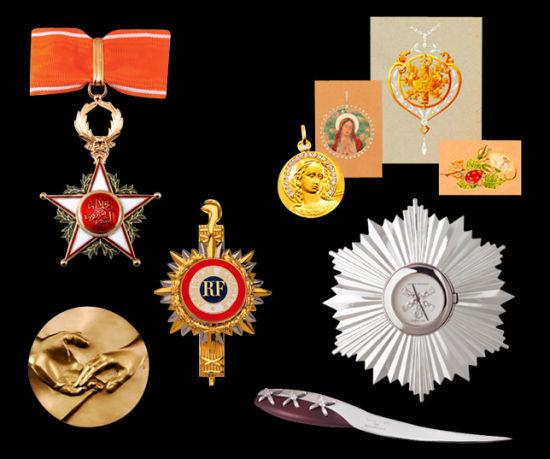 法国珠宝商Arthus-Bertrand的珠宝