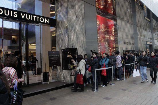 国人的消费能力让全球热望中国人钱包