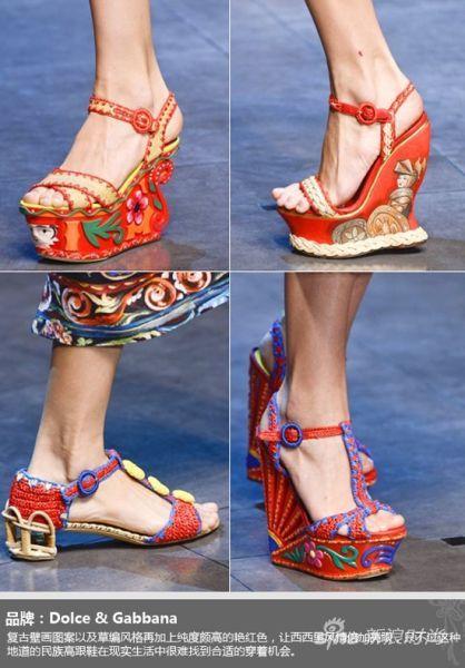 Dolce & Gabbana春夏西西里风情