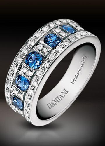 Damiani高级珠宝饰品