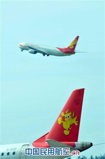 """国内多家航空公司看好""""离岛免税""""炒热""""海南游"""",旅客向往海南岛的利好"""