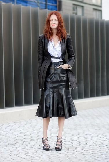 时尚电商网站的创意总监 Taylor Tomassi Hill