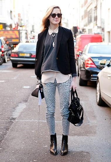 让你的裤子变成你春夏的时尚利器!