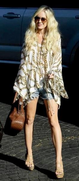 夏季凉鞋的时尚态度