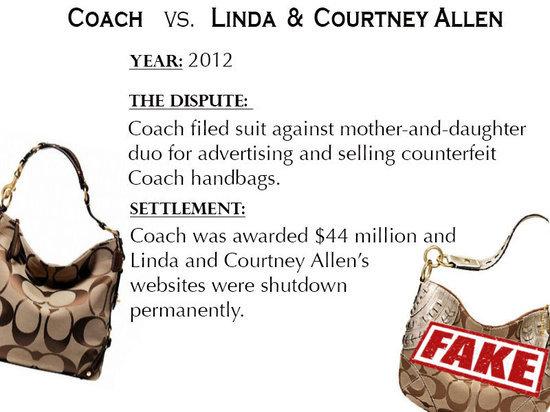 Coach VS Linda & Courtney Allen母女